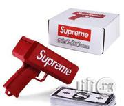 Supreme Gun Cash Money Spraying Machine | Toys for sale in Lagos State, Surulere