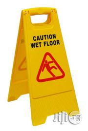 Wet Floor Caution Signs | Safety Equipment for sale in Lagos State, Surulere