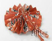 Ankara Handfan | Clothing Accessories for sale in Lagos State, Lagos Mainland