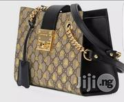 Gucci Print Leather Bag | Bags for sale in Lagos State, Lagos Mainland