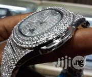 Iced Pattek Philipe Luxury Watch | Watches for sale in Lagos State, Lagos Mainland