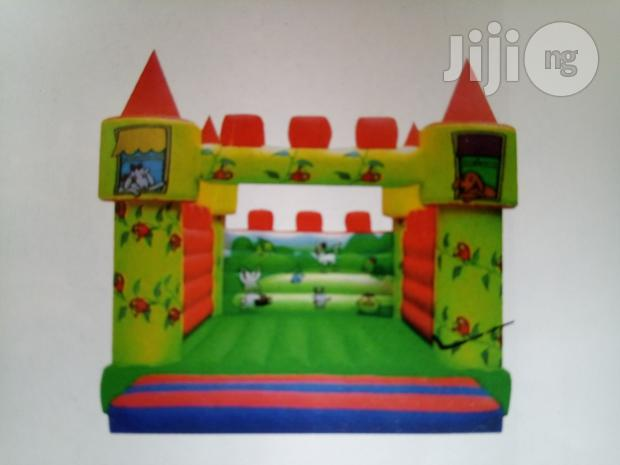Bouncing Castle For School Party