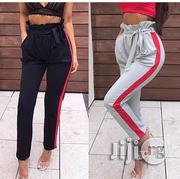 Side Striped Pants for Women | Clothing for sale in Lagos State, Ikorodu