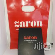 Zaron Eyeshadow Palette And Duo Blush - Fire Kraker | Makeup for sale in Lagos State, Alimosho