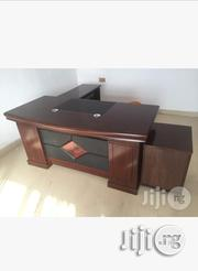 Quality Wooden Executive Office Table Brand New | Furniture for sale in Lagos State, Ikeja