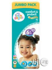 Asda Little Angels Jumbo Plus Size Diapers(3+,4+,5+,6+) | Baby & Child Care for sale in Lagos State, Ikeja