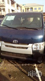 Toyota Hiace 2015 Blue | Buses & Microbuses for sale in Lagos State, Ikeja