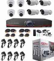 CCTV 8 Channels Indoor and Outdoor Combo Kit | Photo & Video Cameras for sale in Lagos State, Ikeja