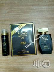 Raghba Man Limited Edition EDP 100ml With Free Deo Spray | Fragrance for sale in Lagos State, Ojo