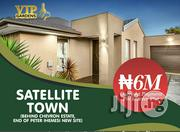 VIP GARDENS Satellite Town 5.9m 324sqm | Land & Plots For Sale for sale in Lagos State, Amuwo-Odofin