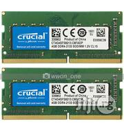 Crucial 8gb Pc4-2133 Ddr4 Unbuffered Non Ecc 1rx8 Memory | Computer Accessories  for sale in Lagos State, Ikeja