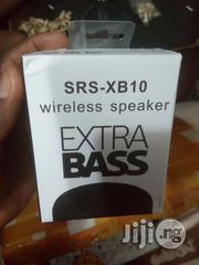 Sony Srs Xb10 Extra Bass Bluetooth Speaker   Audio & Music Equipment for sale in Lagos State, Ikeja