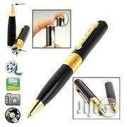 Spy Pen With Video & Audio Recording Camera | Security & Surveillance for sale in Lagos State, Ikeja