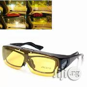 See Clearly At Night Driving With HD Night Vision Glasses | Clothing Accessories for sale in Abuja (FCT) State, Kubwa