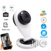 Stand Alone Wireless IP Camera With Night Vision Smartphone Viewing   Security & Surveillance for sale in Lagos State, Ikeja