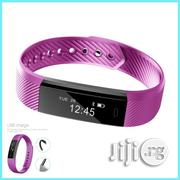 Heart Rate Monitor Bluetooth Fitness Smart Band | Accessories for Mobile Phones & Tablets for sale in Lagos State, Ikeja