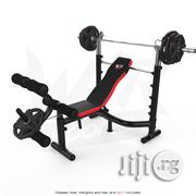 Giant Olympic Commercial Weight Bench | Sports Equipment for sale in Lagos State, Surulere