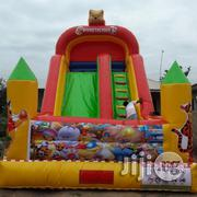 Very Strong Bouncing Castle With Slide | Toys for sale in Lagos State