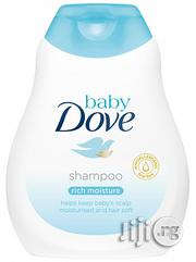 Dove Baby Shampoo Rich Moisture 200ml | Baby & Child Care for sale in Lagos State, Surulere