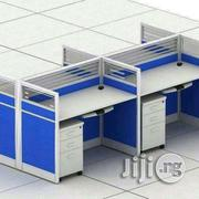 Durable New 4-Seater Office Workstation Table   Furniture for sale in Lagos State, Apapa