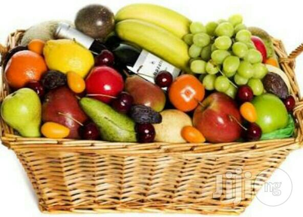 Assorted Fruits Hampers