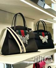 Authentic Gucci Butterfly Studded Ace Female Handbag | Bags for sale in Lagos State, Ojo