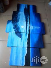 Sunset Paintings Hand Painted Artworks For Wall Decors | Arts & Crafts for sale in Abuja (FCT) State, Asokoro