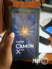 Tecno Camon X Pro Black 64 GB | Mobile Phones for sale in Lagos State, Alimosho