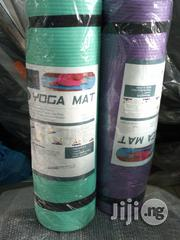 Jumbo Size Yoga Mats Available In Different Colors | Sports Equipment for sale in Rivers State, Port-Harcourt