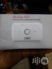 Mobile Wifi 4G LTE Hotspot | Networking Products for sale in Lagos State, Ikeja