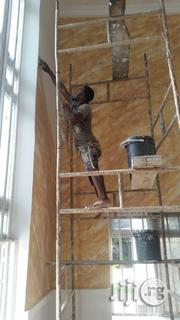 Painting, Screeding, Stucco, Marble And POP Designs | Building & Trades Services for sale in Rivers State, Port-Harcourt
