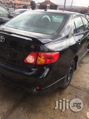 Tokunbo Toyota Corolla Sport 2010 Black | Cars for sale in Oyo State, Ibadan South East