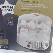 Tommee Tippee Electric Steam Steriliser | Baby & Child Care for sale in Lagos State, Ikeja