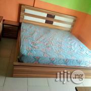 6*6bed Frame With Two Bad Side | Home Accessories for sale in Lagos State, Surulere