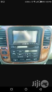 Lexus LX 470 Upgrade To DVD With Reverse Camera And Bluetooth | Vehicle Parts & Accessories for sale in Lagos State, Lagos Mainland