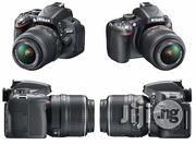 Nikon D5100 With A High-resolution Nikon Dx-format CMOS Image Sensor | Photo & Video Cameras for sale in Lagos State, Ikeja