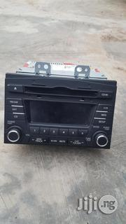 Radio For Kia Optima 2012 Model Factory Specs | Vehicle Parts & Accessories for sale in Lagos State, Ikeja