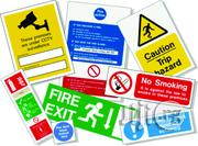 Office Door & Table Signs Dealer In Lagos Nigeria | Manufacturing Services for sale in Lagos State, Ikeja