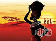 Sunset Paintings Hand Painted | Arts & Crafts for sale in Cross River State, Calabar-Municipal
