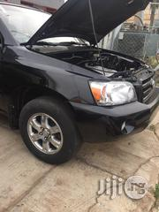 Toyota Highlander V6 4x4 2005 Black | Cars for sale in Oyo State, Ibadan