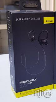 Jabra Step Sport Wireless Bluetooth Stereo Earbuds | Headphones for sale in Lagos State, Ikeja