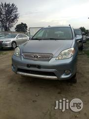Tokunbo Toyota Matrix 2005 Blue | Cars for sale in Rivers State, Port-Harcourt