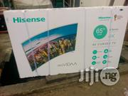 "Hisense CURVED Smart LED 65"" TV 