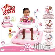 Bright Starts Juneberry Walk A Bout Walker | Children's Gear & Safety for sale in Lagos State, Alimosho