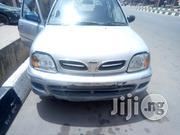 Nissan Micra 2000 Silver   Cars for sale in Oyo State, Egbeda
