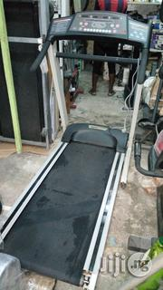 (Fairly Used) TWO RUN 4.5HP AC Motor Commercial Treadmill   Sports Equipment for sale in Lagos State, Surulere