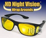 HD Vision Wrap Arounds Night Driving Glasses | Clothing Accessories for sale in Lagos State, Ikeja