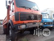 Mercedes Benz Tipper Red | Trucks & Trailers for sale in Lagos State, Apapa