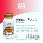 Swissgarde African Potatoes Helps To Build The White Blood Cells And | Health & Beauty Services for sale in Lagos State, Lekki Phase 1