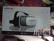 Crown VR Glass | Accessories for Mobile Phones & Tablets for sale in Lagos State, Ikeja